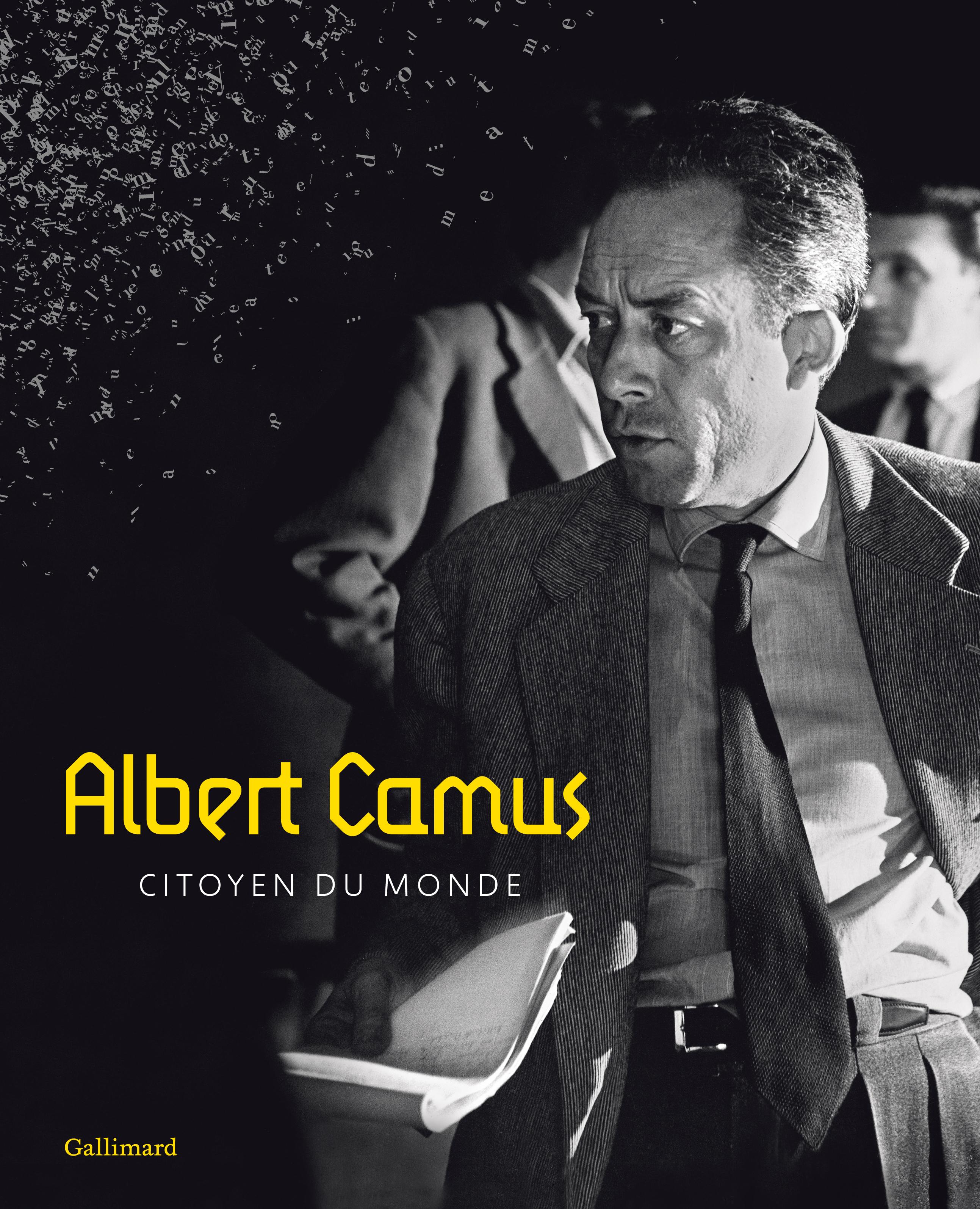 Albert Camus Citoyen Du Monde Albums Beaux Livres