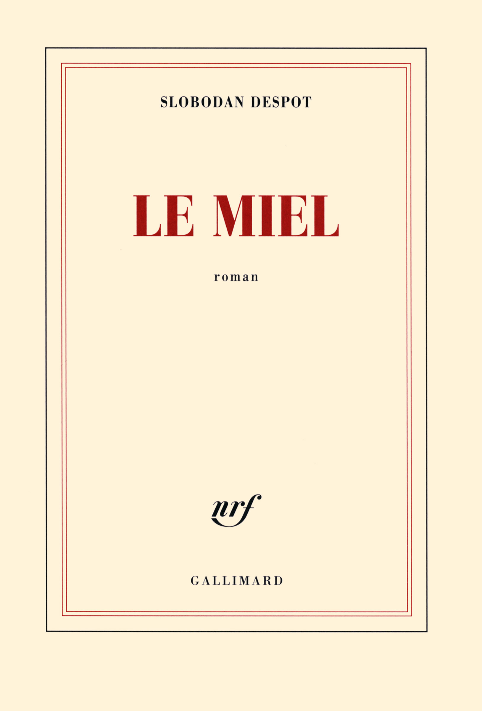 Le Miel Blanche Gallimard Site Gallimard