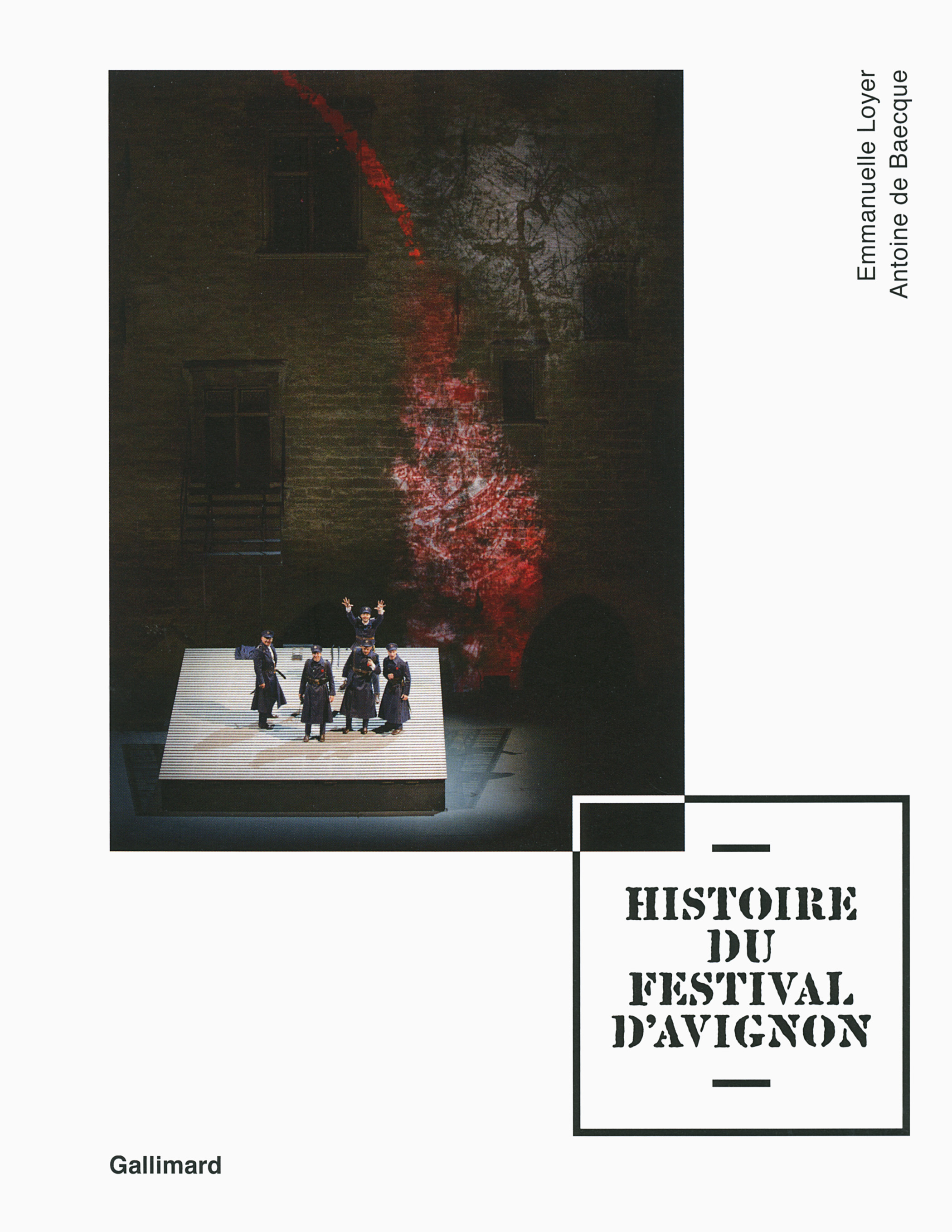 Histoire Du Festival D Avignon Hors Serie Connaissance