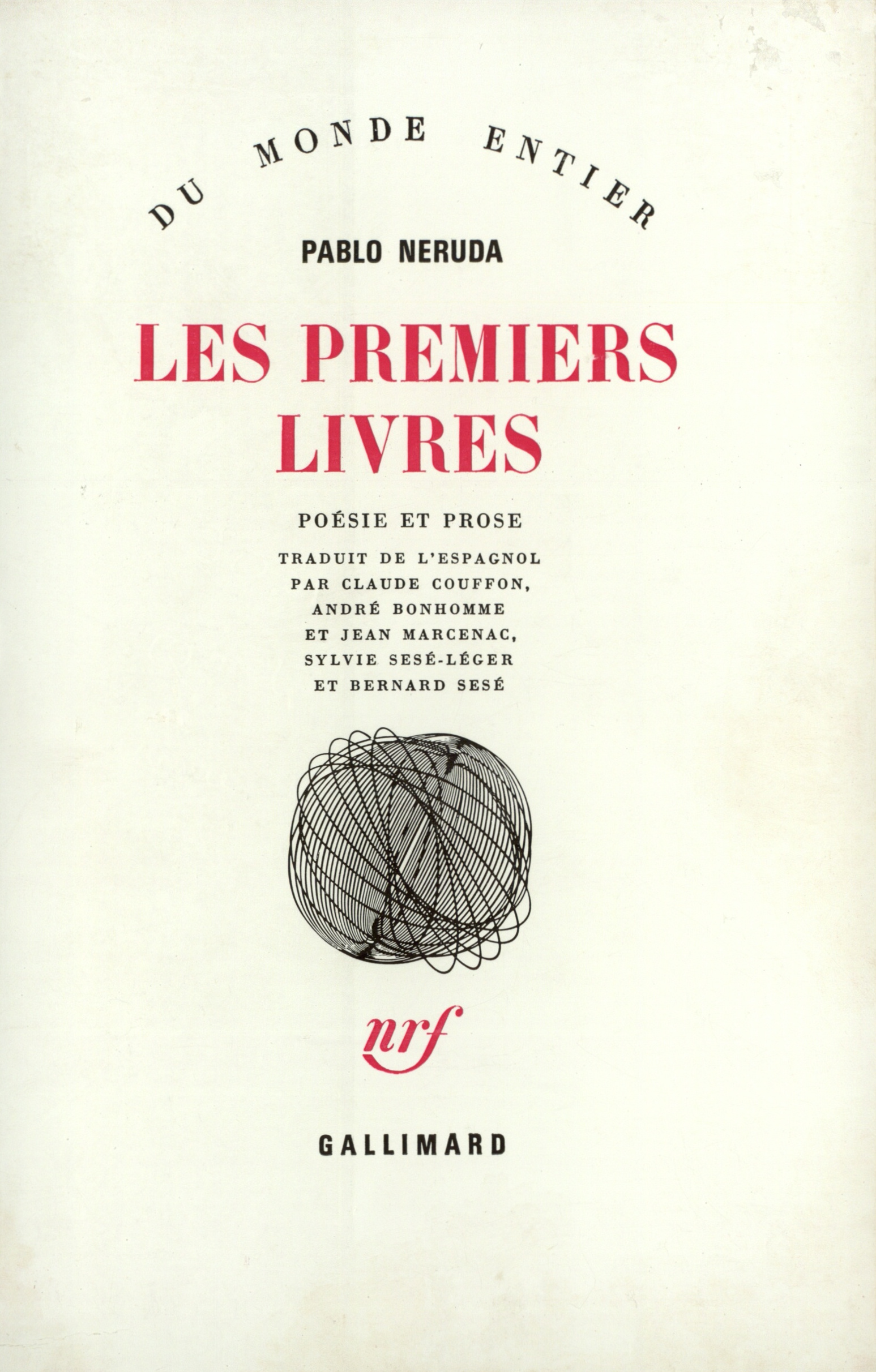 Les Premiers Livres Du Monde Entier Gallimard Site