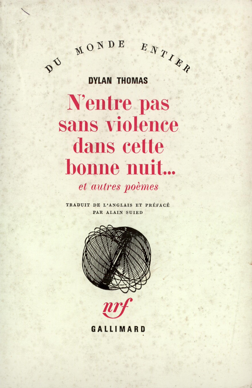 Nentre Pas Sans Violence Dans Cette Bonne Nuit Et Autres