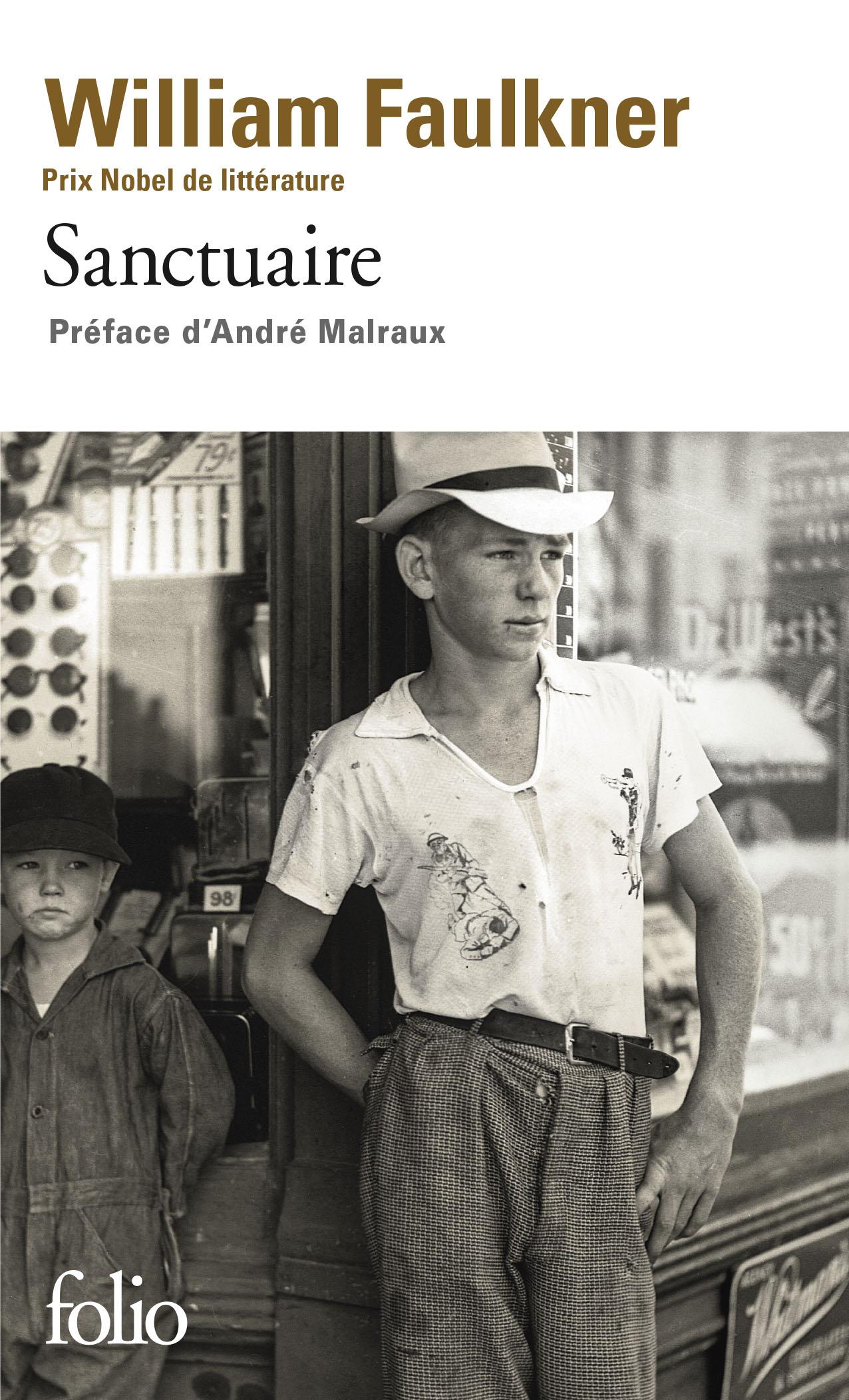 """Résultat de recherche d'images pour """"william faulkner sanctuaire couverture"""""""