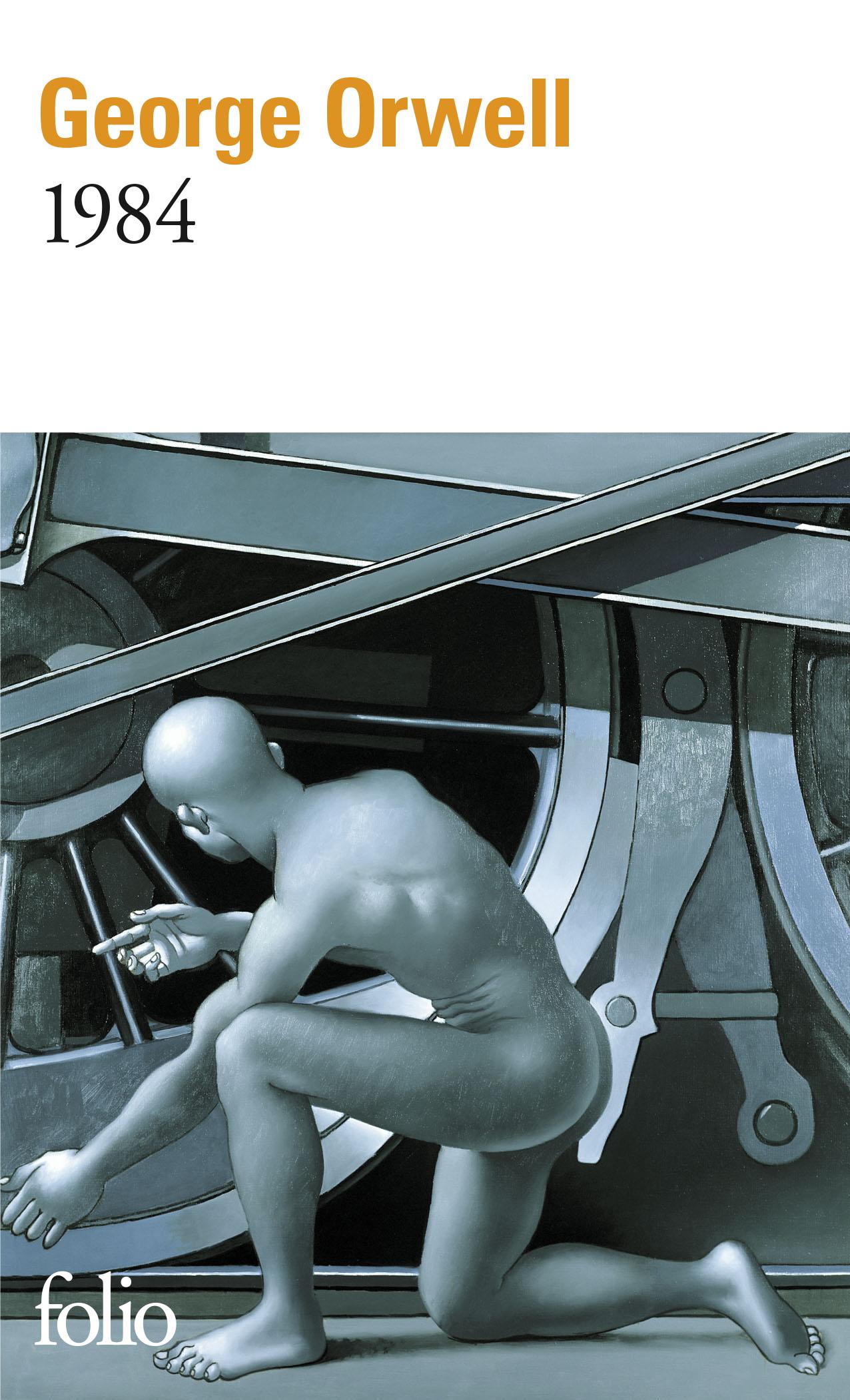 """Résultat de recherche d'images pour """"1984 folio"""""""