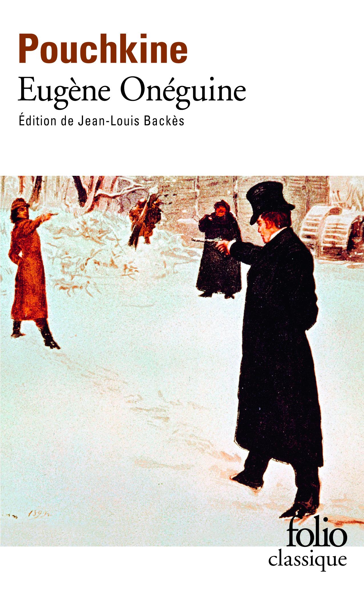 Eugène Onéguine Folio Classique Folio Gallimard Site