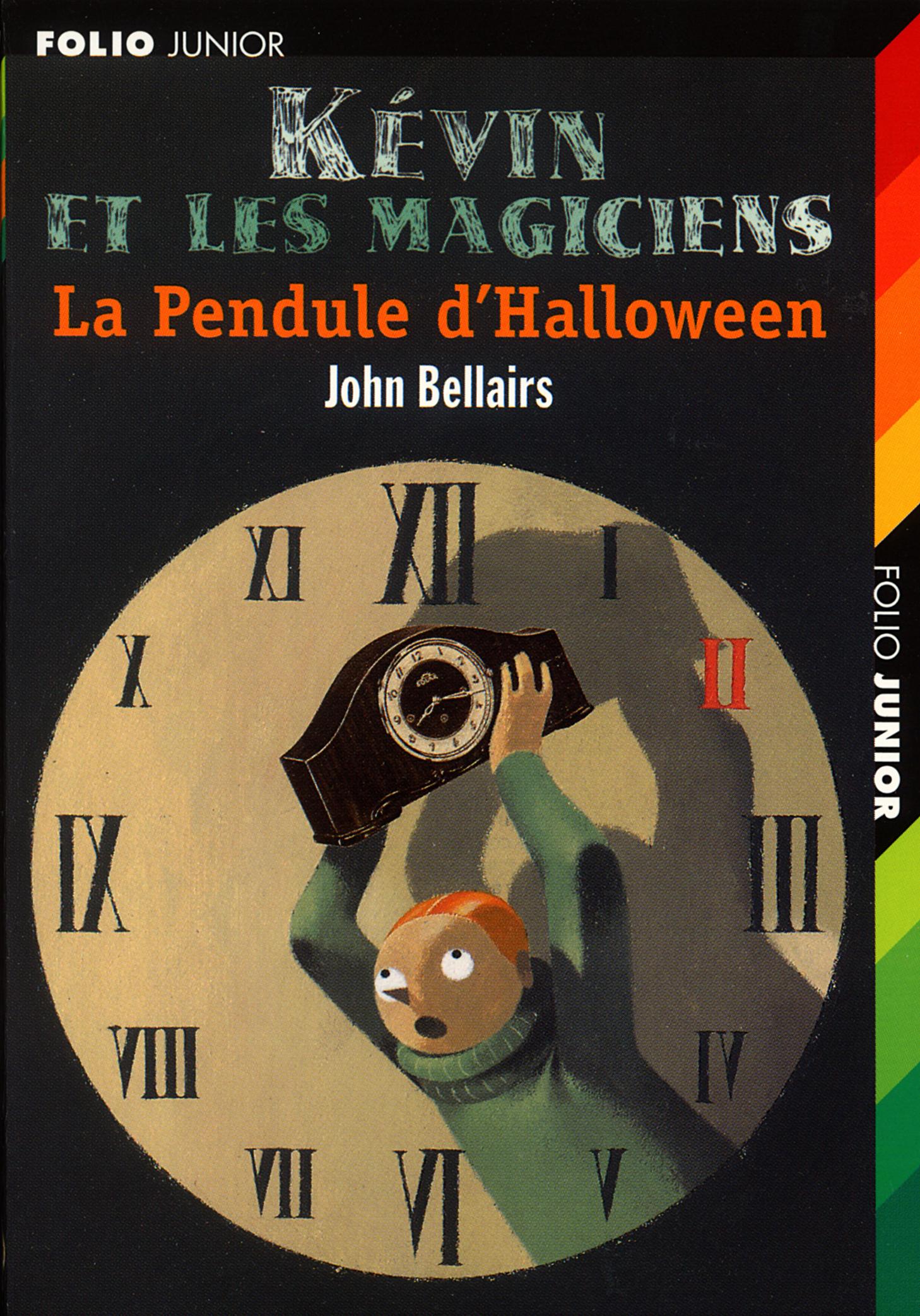 La Pendule D Halloween Folio Junior Folio Junior