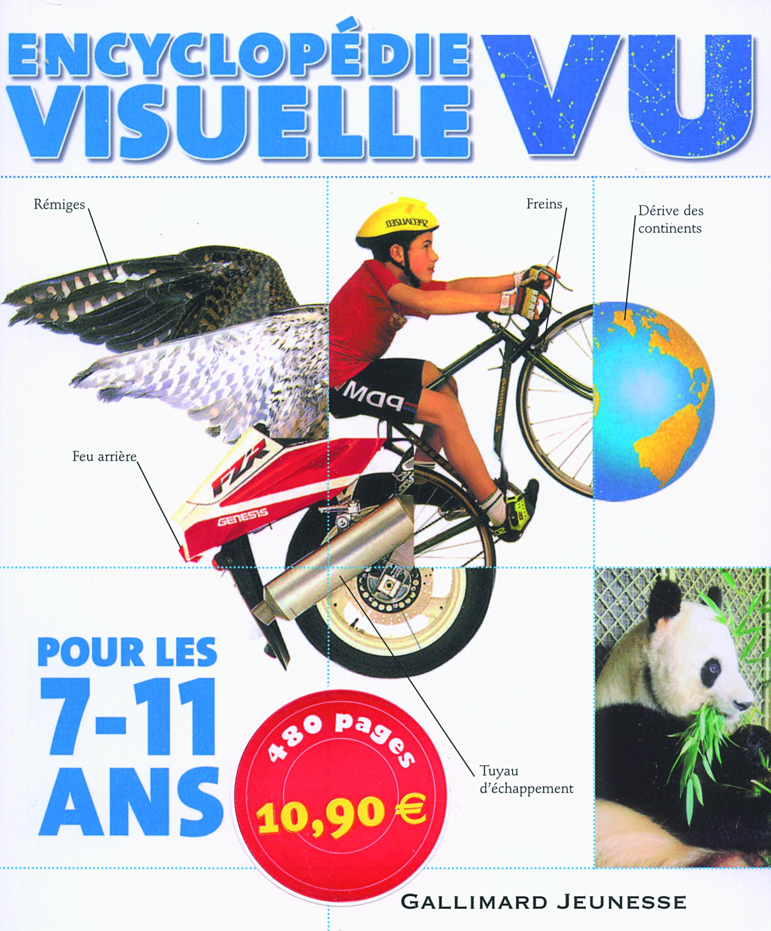 encyclopedie visuelle vu 7-11 ans