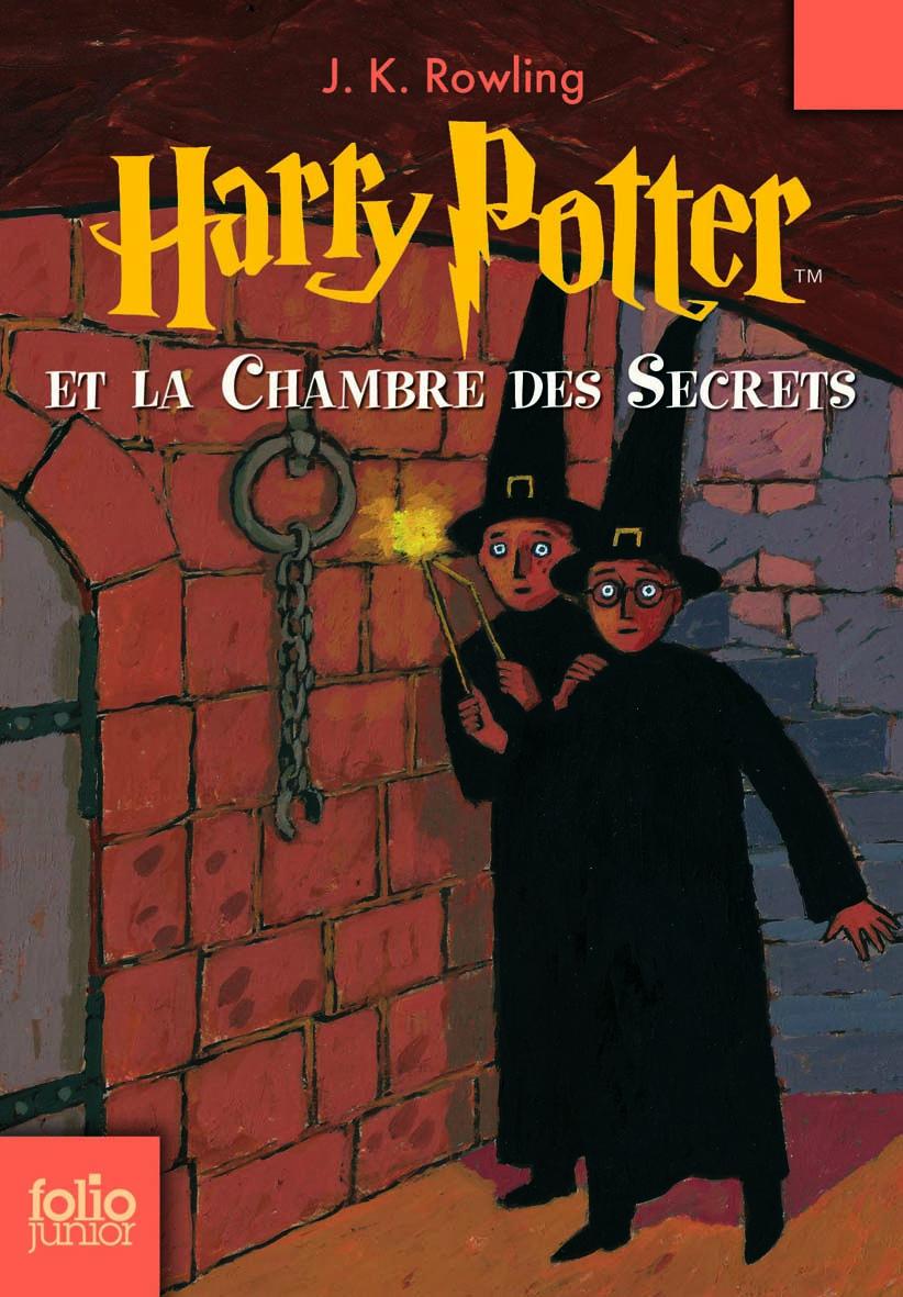 Harry Potter Et La Chambre Des Secrets Folio Junior