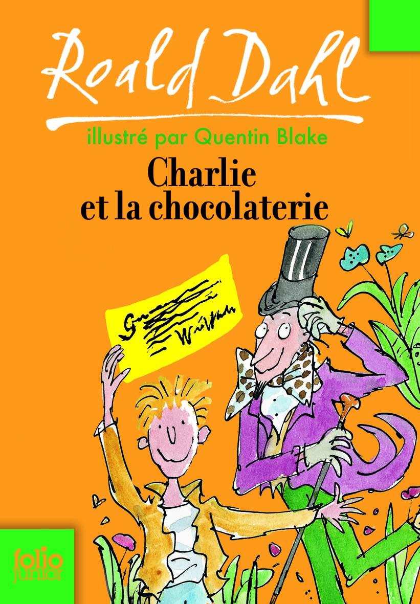 """Résultat de recherche d'images pour """"livre charlie et la chocolaterie"""""""