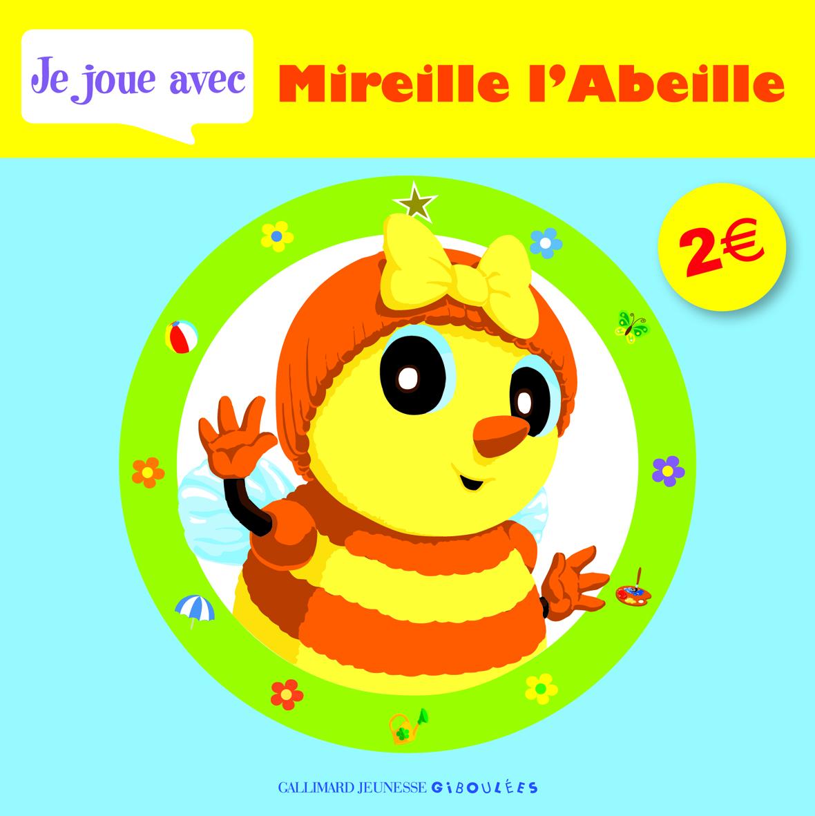 Coloriage Mireille Labeille.Je Joue Avec Mireille L Abeille Je Joue Avec Droles