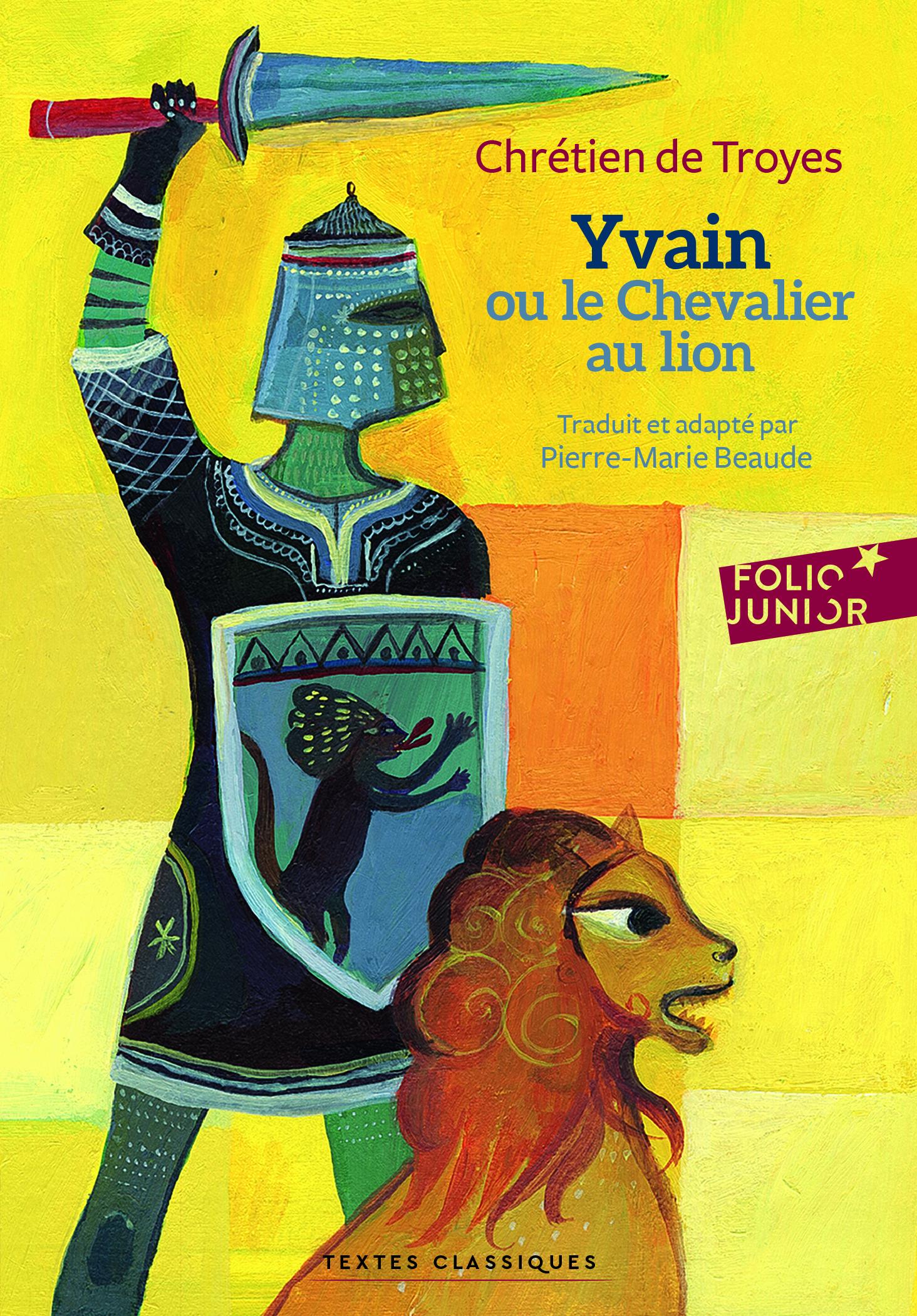 dissertation sur yvain ou le chevalier au lion