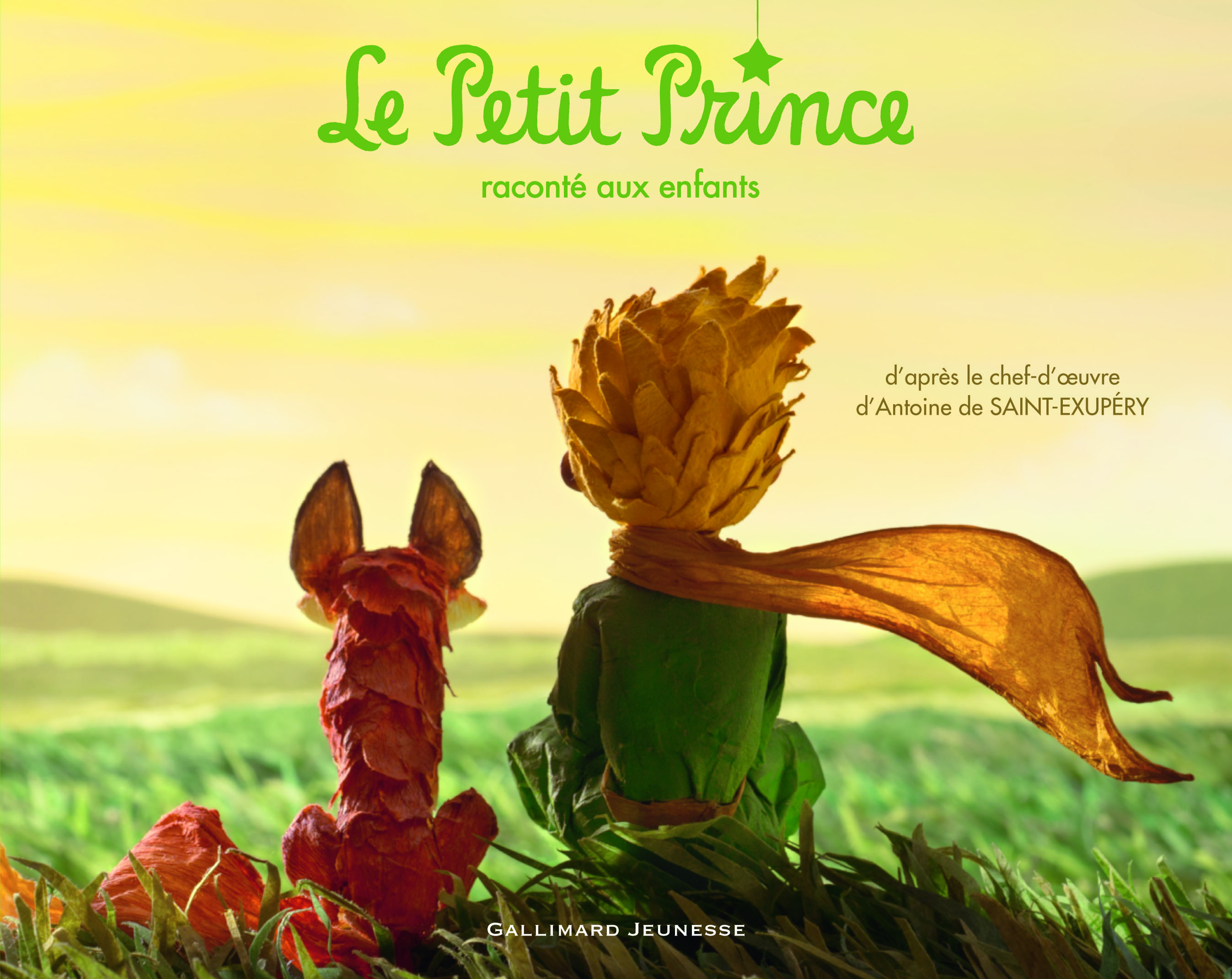 Le Petit Prince Raconte Aux Enfants Le Petit Prince