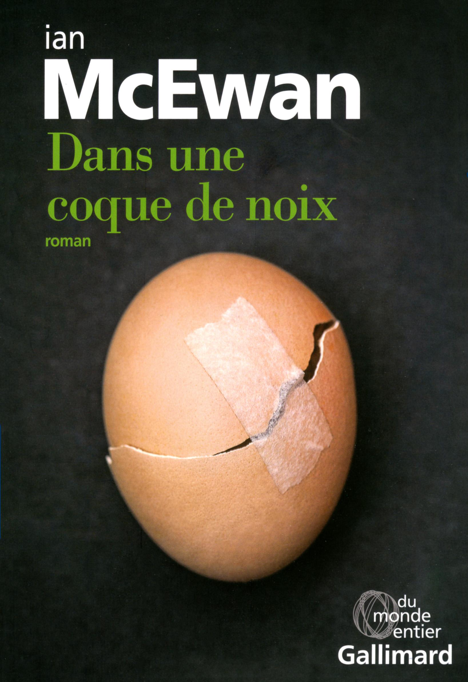 """Résultat de recherche d'images pour """"Dans une coque de noix de Ian McEwan"""""""