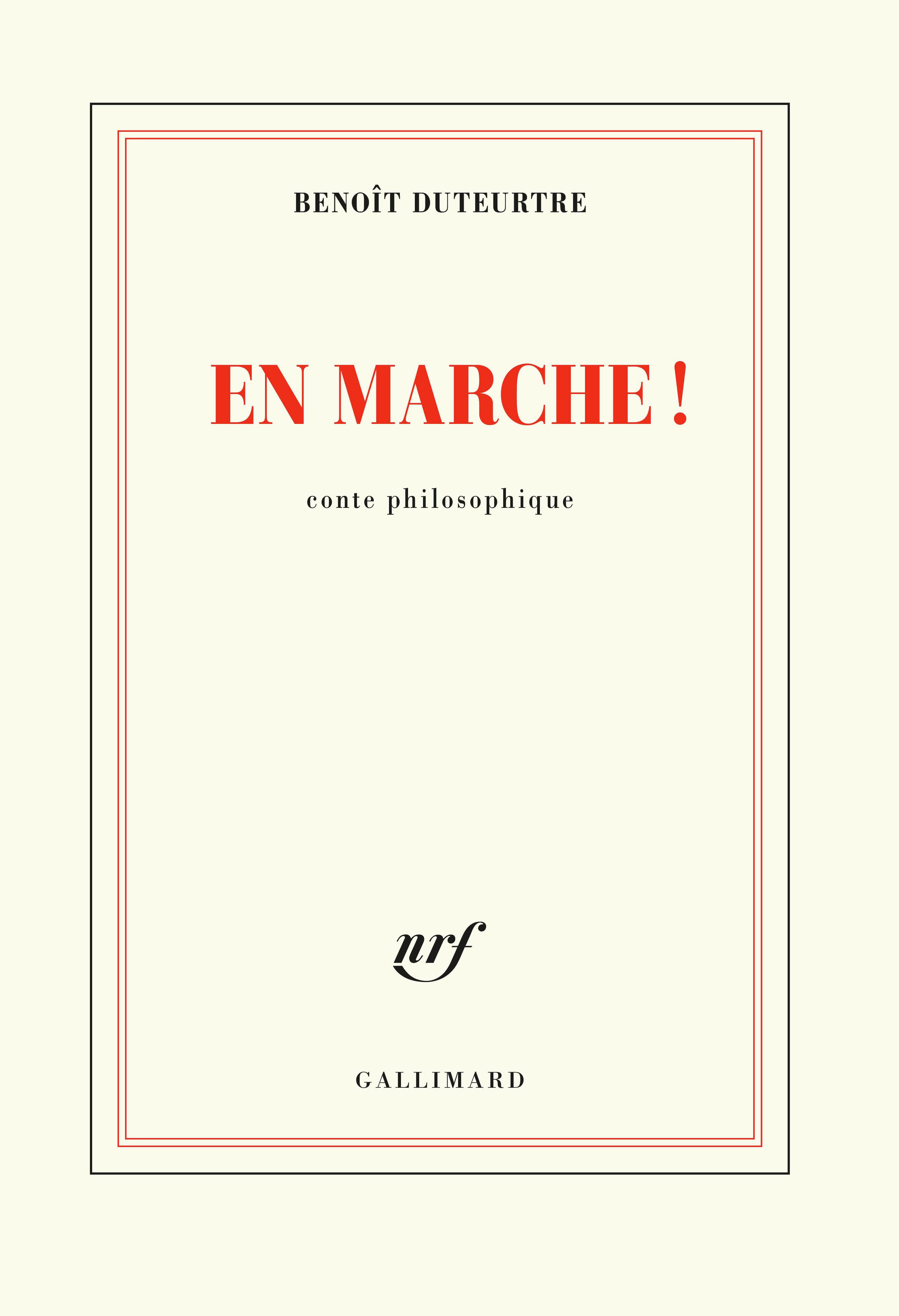 """Résultat de recherche d'images pour """"en marche benoit duteurtre"""""""