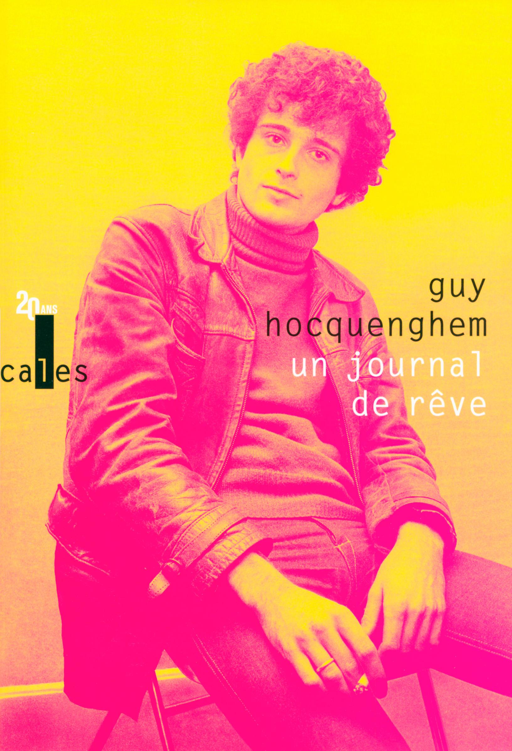 """Résultat de recherche d'images pour """"Un journal de rêve de Guy Hocquenghem"""""""
