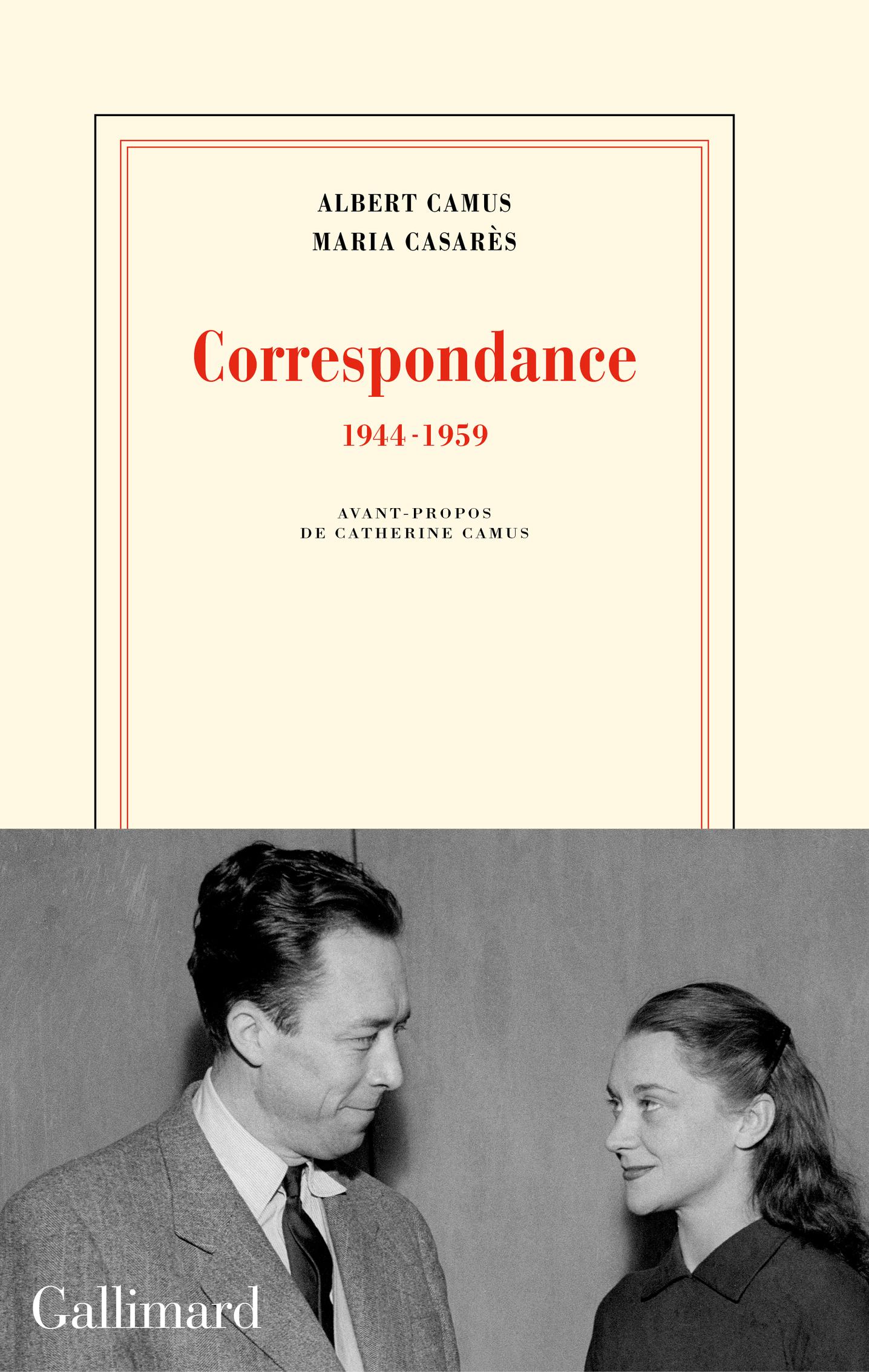 eb6585ce685 Correspondance - Blanche - GALLIMARD - Site Gallimard