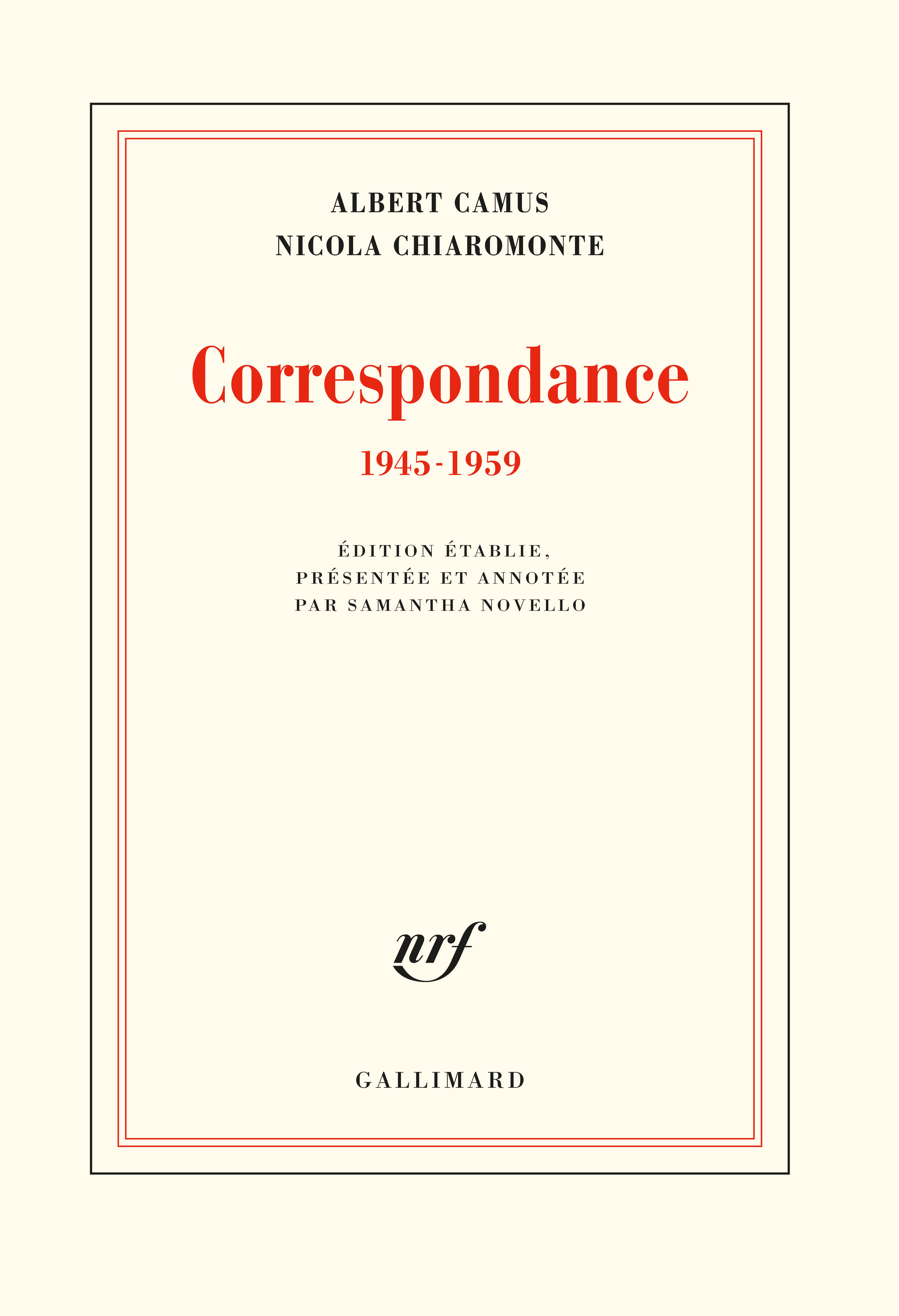 Correspondance Blanche Gallimard Site Gallimard