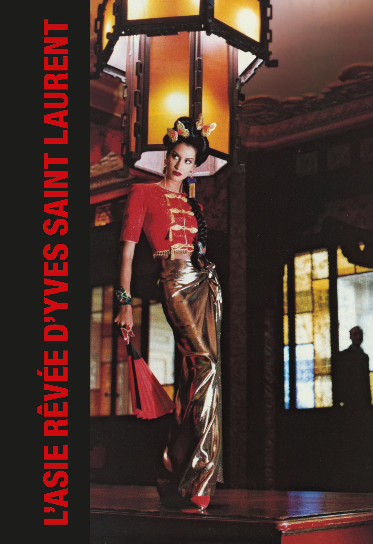 L Asie Revee D Yves Saint Laurent Livres D Art Gallimard