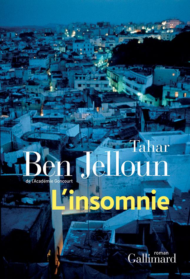 L'insomnie - Blanche - GALLIMARD - Site Gallimard