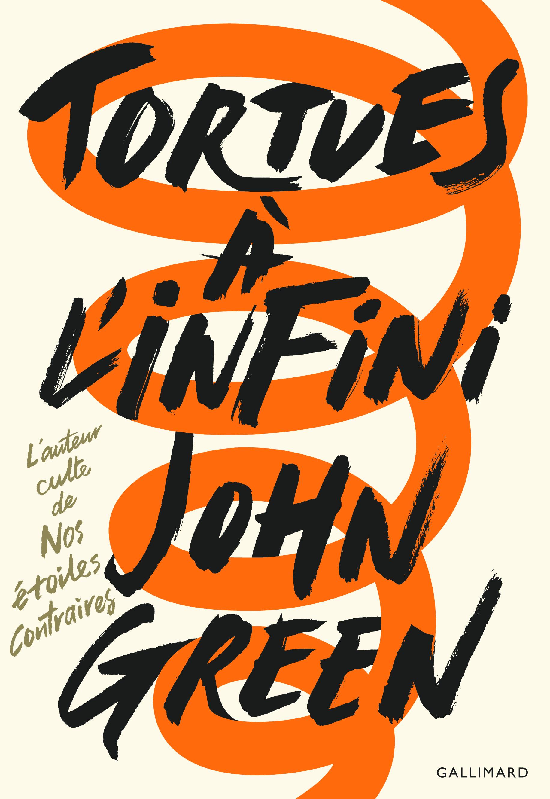Tortues à l'infini de John Green en un mot : bof !
