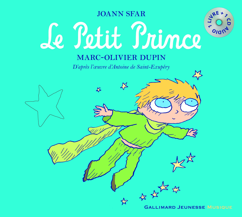 Le Petit Prince Hors Serie Musique Gallimard Jeunesse