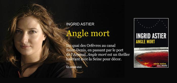 Ingrid Astier. Angle mort