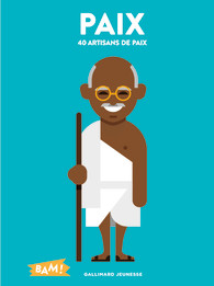 Paix : 40 artisans de paix