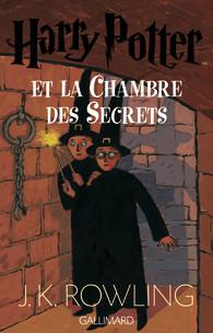 Harry potter et la chambre des secrets romans junior - Harry potter et la chambre des secrets livre ...