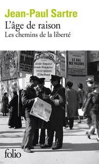 L'âge de raison - Jean-Paul Sartre, 1945