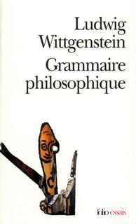 """Résultat de recherche d'images pour """"wittgenstein grammaire"""""""