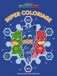 Super Coloriage Pyjamasques Séries Tv Les Pyjamasques