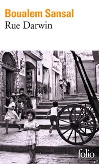 Boualem Sansal - Rue Darwin