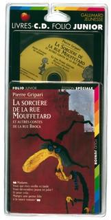 La sorci re de la rue mouffetard livres cd livres - Conte de la rue broca la fee du robinet ...