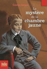 Le myst re de la chambre jaune folio junior folio for Chambre de la jeunesse