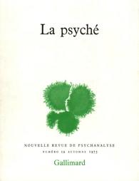 La psych nouvelle revue de psychanalyse gallimard for Miroir psychanalyse