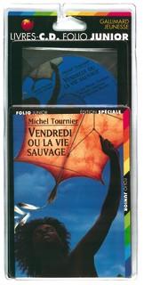 Vendredi Ou La Vie Sauvage Livres Cd Livres Audio Junior