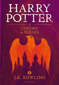 Harry Potter, L'Ordre du Phénix, J.K. Rowling