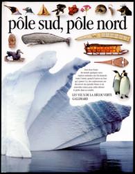 P le sud p le nord nature et animaux les yeux de la d couverte gallimard jeunesse site - Animaux pole nord ...