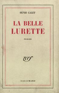 Henri Calet - La belle lurette