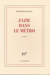 d458403294d Zazie dans le métro - Blanche - GALLIMARD - Site Gallimard