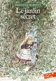 Le jardin secret folio junior folio junior gallimard for Le jardin secret livre