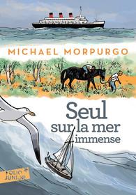 Seul sur la mer immense - Folio Junior - Folio Junior - GALLIMARD JEUNESSE - Site Gallimard