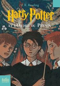 Harry Potter Et L Ordre Du Phenix Folio Junior Folio