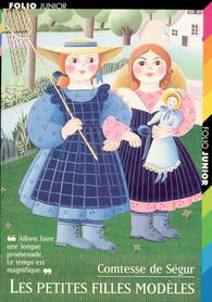 Les petites filles modèles - Folio Junior - Folio Junior - GALLIMARD JEUNESSE - Site Gallimard